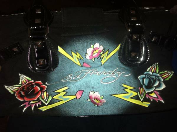 Juicy Couture and Ed Hardy Purses - $50 (Killeen)