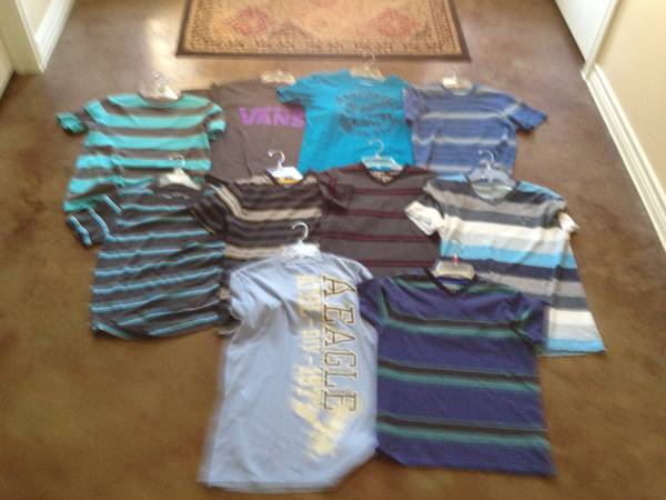 Boys Clothes (12-14) - $40 (Killeen )
