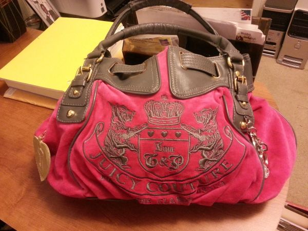 Designer Purses - Juicy Couture - $80 (Copperas Cove)
