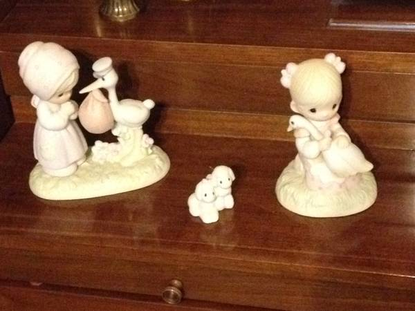 Precious moments collection GREAT GIFTS - $5 (Copperas cove)