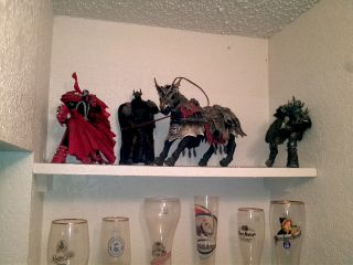 Spawn action figures  - $50 (Copperas Cove )