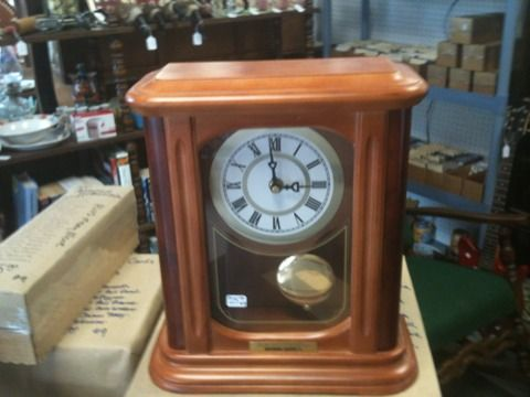 National Guard Collector clock - $25 (Belton)