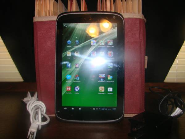 Sprint 16gig ZTE 7 Android Tablet - x0024125 (Killeen)
