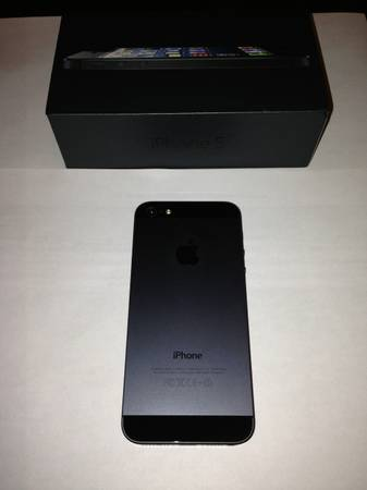 (Mint) Sprint iPhone 5 16GB wextended Warranty - $550 (Salado, TX)