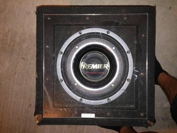 12 Sub an box - $100 (Killeen )