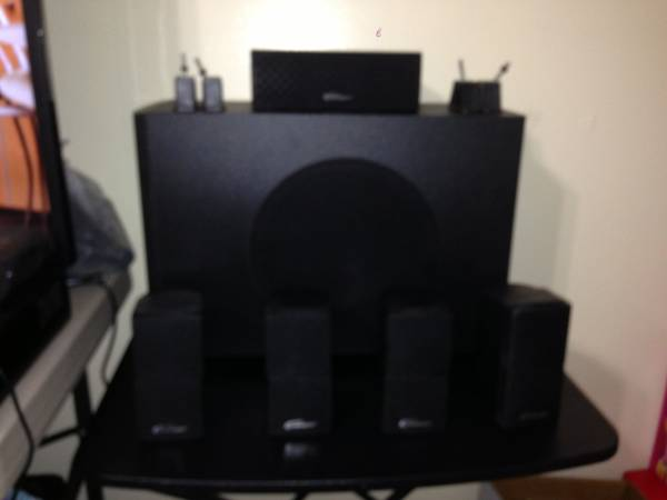 Paramax Home Theater System - $75 (Harker Heights)