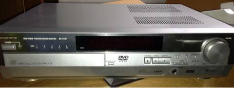 Panasonic 5 Disc DVDStereo Surround Sound System - $75 (Killeen)