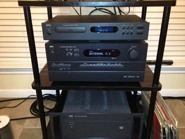 NAD T-773 NAD 218THX Amplifier - $1100 (KILLEEN)