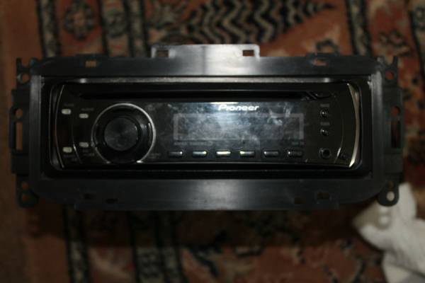 Pioneer in dash cd player - $50 (fh)