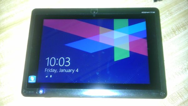 Acer Iconia Tab W500. Win8, Keyboard Dock, Wireless Mouse - $300 (Comanche III Fort Hood)
