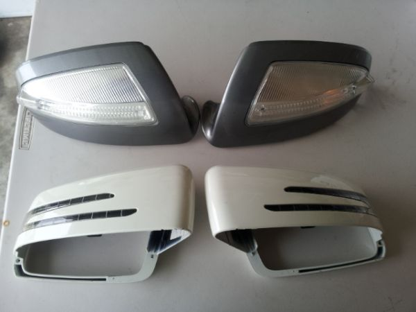 benz lights - $1 (Killeen)