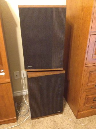 Bose Direct Reflecting Speakers 501 Series IV - Sounds Great - $200 (Killeen)