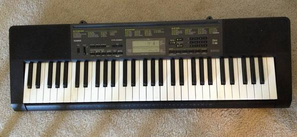 Casio CTK-2080 Keyboard - $60 (Belton)