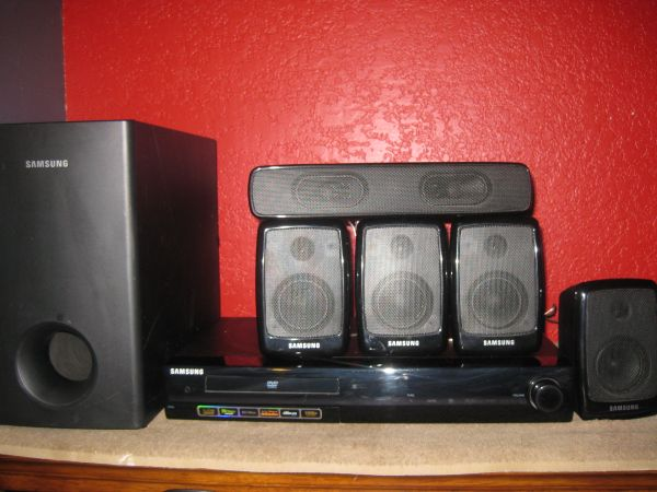Home cinema - Samsung Surround Sound  - $100 (killeen)