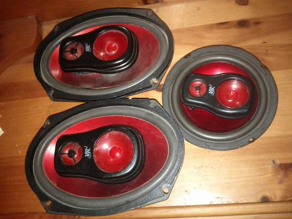 12 SUB 12 BOX 10 PORTED BOX TWO 6X9 ONE 6X12 (TEMPLE)