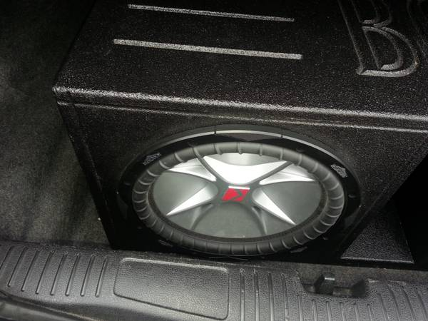 2 12in kicker cvr ported pro box - $225 (killeen)