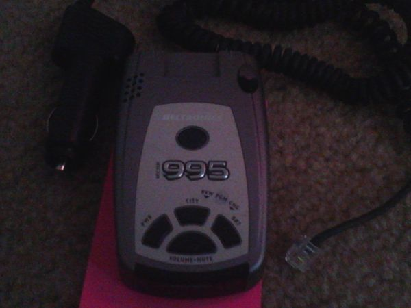 Beltronics Vector  995 radar detector (copperas cove)
