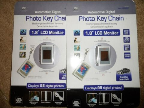 Photo Key Chain - brand new- still in package - $10 (Fort Hood- Comanche III )