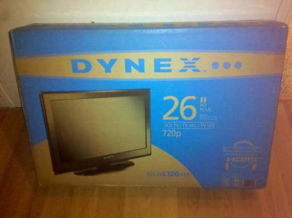 26 LCDTV New in Box - $160 (Moody)