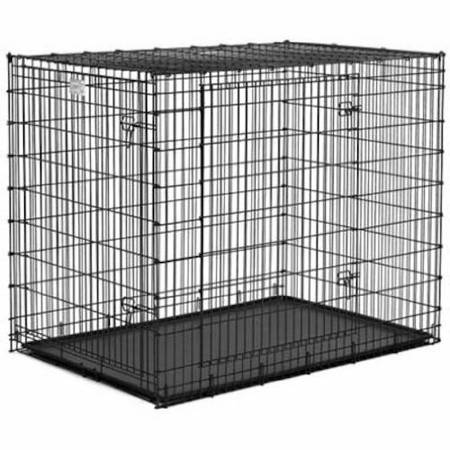 New Giant 54 2 Door  Dog Crate Kennel Cage - $100 (central texas)