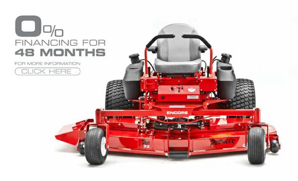 2011 ENCORE 34 ZERO TURN MOWER (Central Tx)