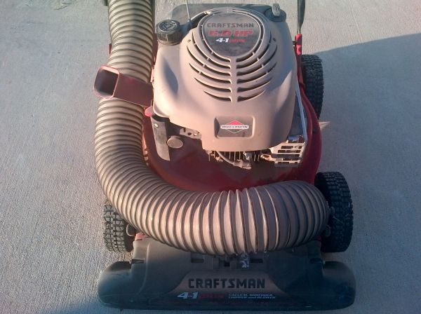 Craftsman 4 n 1 Yard Vacuum - $200 (Copperas Cove)