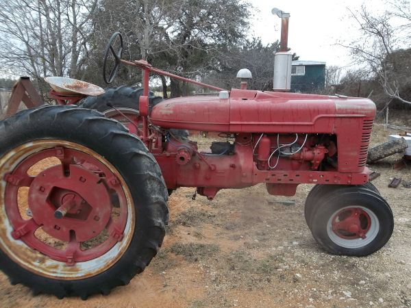 International Farmsll H - $2250 (Belton,Texas)