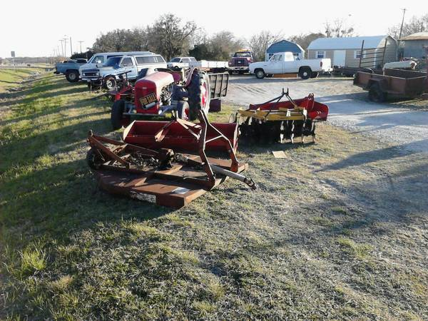 ALL TYPES OF 3 POINT EQUIPMENT (WACO,TX)