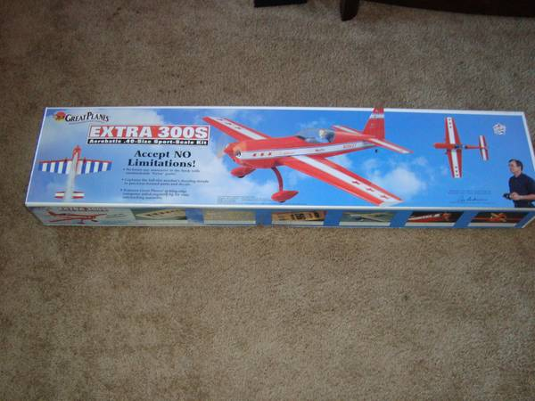 Great Planes Extra 300S Brand New Kit -   x0024 100  Killeen