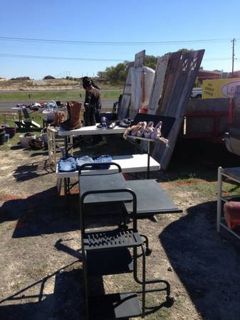 Outdoor Flea Market TODAY ONLY (5505 s. hwy 195 (Ft. Hood. St))