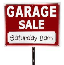HUGE GARAGE SALE (Copperas Cove)