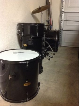 Drum set (Gammon Percussion) - $150 (Killeen)