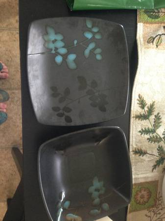 Dish set from target - $20 (Cove)