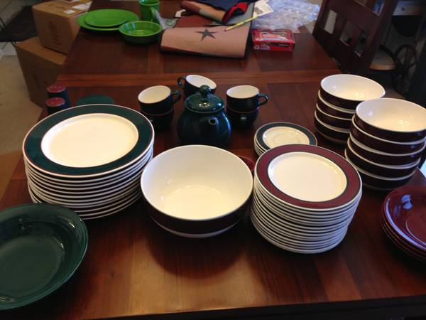 Dishes for sale - $100 (Harker Heights)