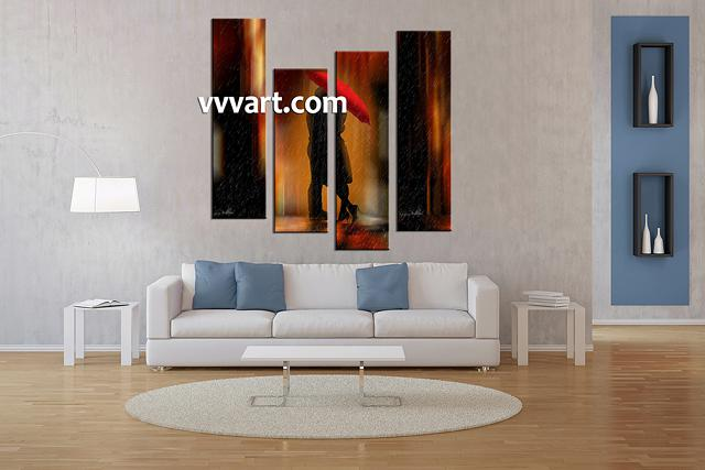 185  Multi Panel Art Group paintings Buy large Canvas Art Abstract Canvas Art Landscape Canvas Art Contemporary Canvas Art