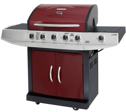New Brinkmann Big Red Grill - Never Used - $200 (I35Royal)