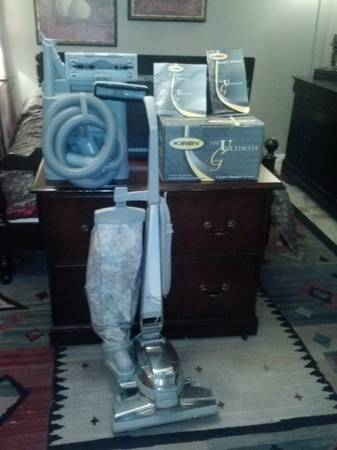 KIRBY ULTIMATE G SERIES vacuumshoo system - $250 (killeen)