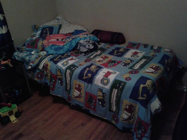 85  Twin Bed