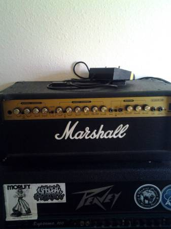 marshall G100R CD 160 watts - $100 (killeen)