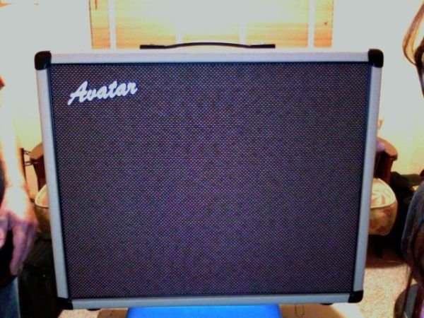 Avatar 1x12 unloaded guitar speaker cab - $150 (Harker Heights)