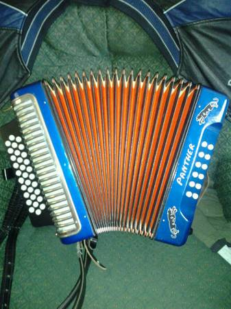 Customized Jazz-Tuned Hohner Panther 4 Sale - $800