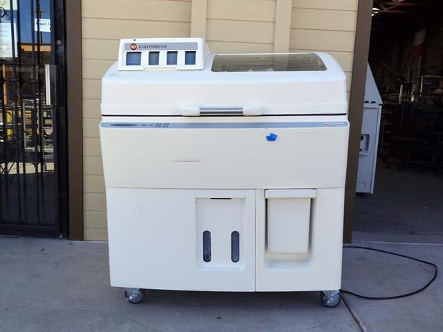 Z Corp Spectrum Z510 3d Color Printer Package $3000