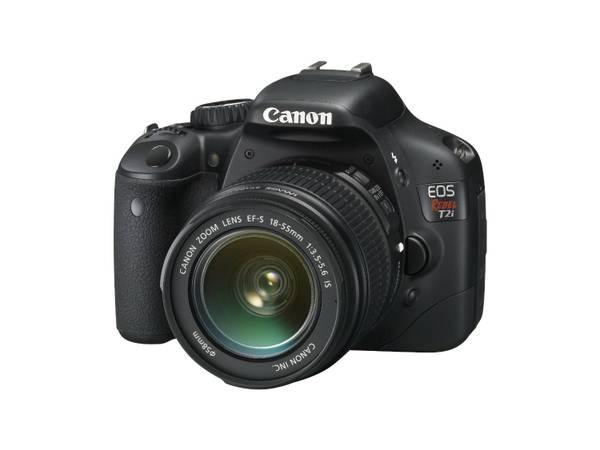 CANON DSLR BUNDLE - $898 (KILLEEN)