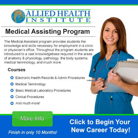 7 16-7 21  MEDICAL ASSISTANT - CLASSES ONLINE - QUALITY EDUCATION  Killeen-temple