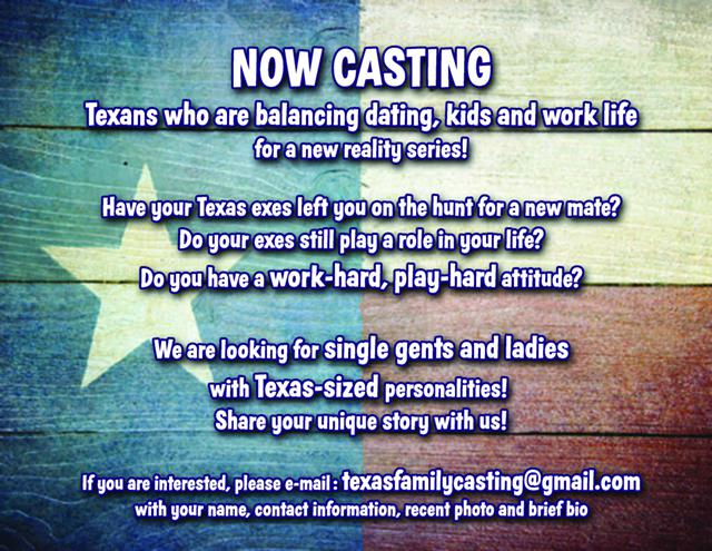 Casting Texas Good Ol Boys and Country Girls for a New Show