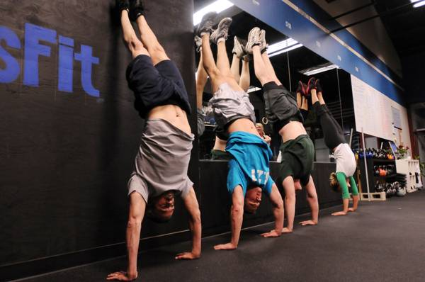 Personal (CrossFit style) Training (Killeen)