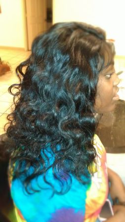 12 off Weaving, Tree braids, and extensions (Austin Salon)