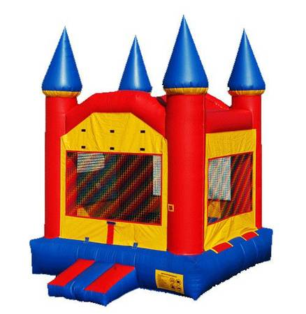 Party Rentals Bounce House (Killeen CC HH)
