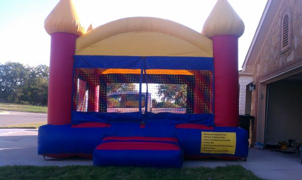 BOUNCE HOUSE RENTAL (KILLEENCENTRAL TX)