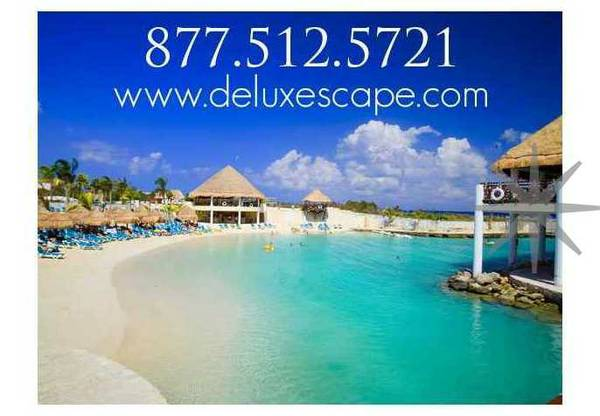 4 Days   3 Evenings in PUNTA CANA for 4 -  297